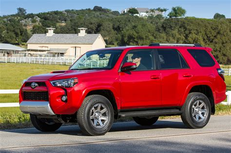 2014 Toyota 4runner Review 2014 Toyota 4runner Reviews And Rating Motor Trend