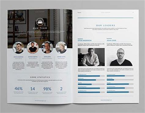 page layout design cost a creative clean proposal 24 pages for multi purpose use