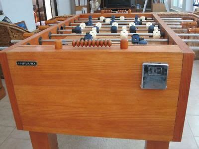 harvard foosball table harvard foosball table model g01352 179775416