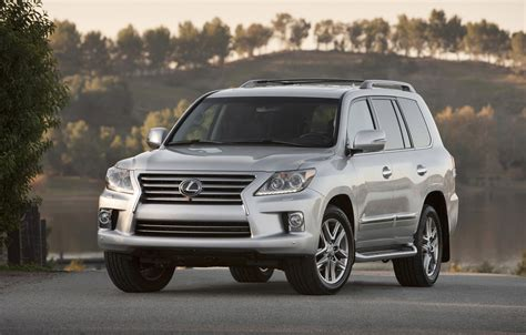 2013 lexus lx 570 review ratings specs prices and
