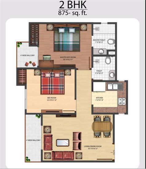2bhk house plans brys indihomz noida extension brys indihomz location