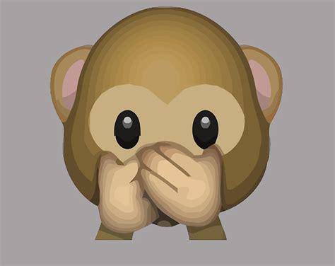 imagenes del emoji del mono 191 qu 233 dicen tus emojis de ti life style
