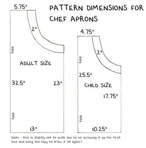 pattern chef apron how to sew an adjustable chef s apron this weekend chef