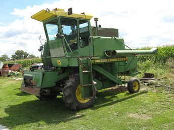 Used Farm Tractors For Sale John Deere 4400 Diesel 2008