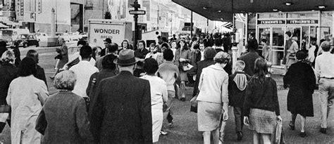 scoping vas vintage richmond shoppers on broad 1960s