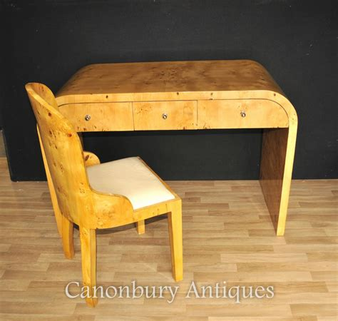 home office desk and chair set deco desk and chair set writing table home office 1920s