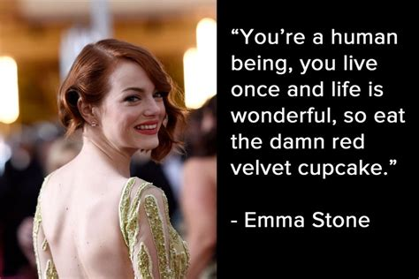 emma stone quotes about beauty 16 honest quotes about body image from famous women