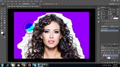 photoshop tutorial masking hair cs5 photoshop bangla tutorial hair masking youtube