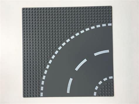 Produk Terlaris Base Plate Brick Lego Uk 32x32 Dots lego road curve baseplate