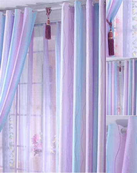 Purple And White Curtains Pink Purple And White Curtains Curtain Menzilperde Net