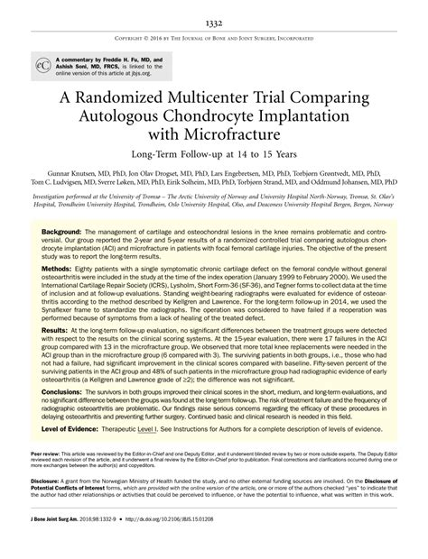 Links To Stalk 15 by A Randomized Multicenter Trial Comparing Pdf