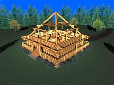Eagles Nest Log Cabin by Eagle S Nest 1777 Sq Ft Log Home Kit Log Cabin Kit