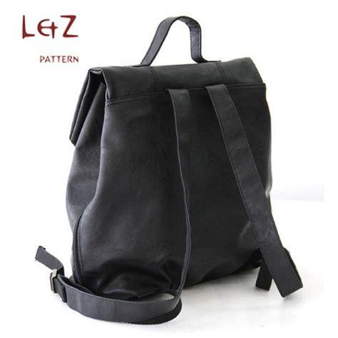 Handmade Backpack Pattern - bag sewing patterns rucksake bag patterns pdf instant