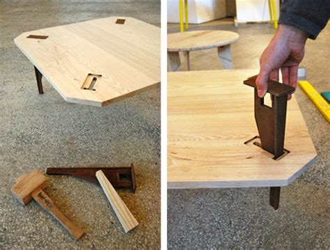 diy detachable table legs detachable legs