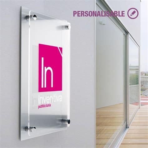 targhe ufficio plexiglass targhe esterno plexiglass