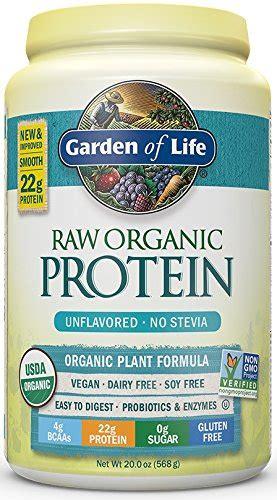 Garden Of Nutritional Shake Reviews Garden Of Protein Powder Organic Protein Shake