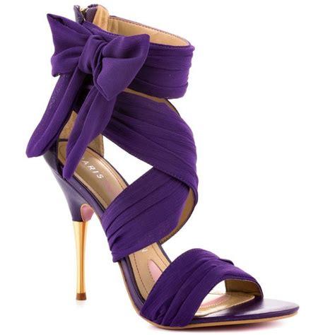 purple shoes purple wedding shoe