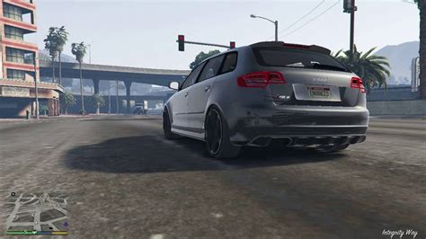 Audi Rs3 Mods by Gta 5 Audi Rs3 Mod