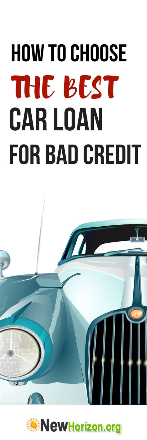 car loans for bad credit best 25 loans for bad credit ideas on fixing