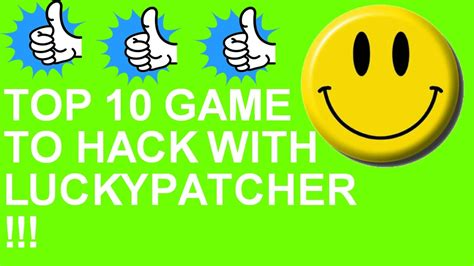 mod game with lucky patcher top 10 game to hack with lucky patcher 2017 youtube