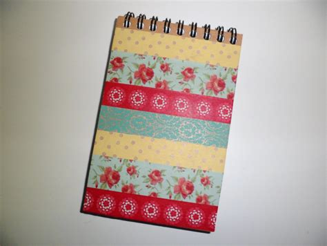 Note Book Decoration by Affordable Treats Washi Haul And Notebook Decorating