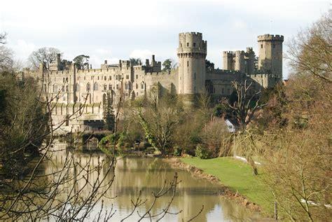 Warwick Search Great Castles Legends The Ghost Tower Of Warwick Castle