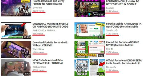 fortnite for android apk fortnite android app cyber security news