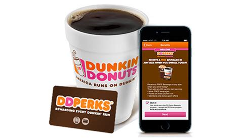 Dd Gift Card - free 5 dunkin donuts gift card medium beverage us only