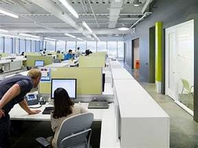 Modern Office Space Ideas Belkin S Modern Office Interior Design