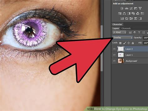how to change eye color in photoshop how to change eye color in photoshop 10 steps with pictures