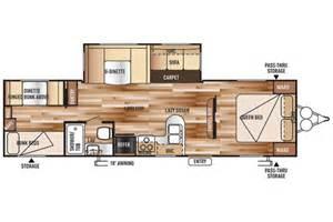 wildwood rv floor plans 2016 wildwood 30qbss floor plan travel trailer rv