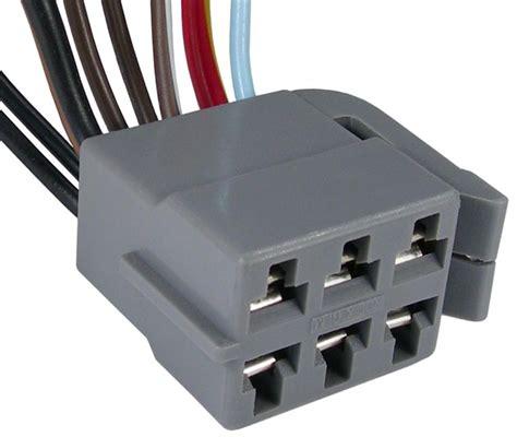 pico wiring 5754pt pico 1987 1993 ford mustang headlight