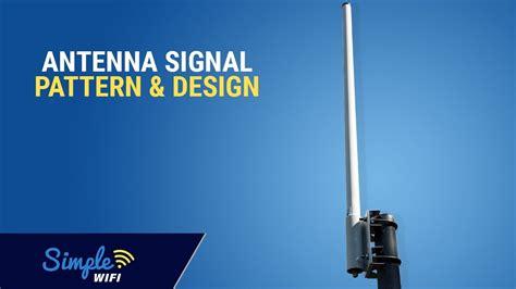 wifi antenna signal pattern design omni directional directional antenna basics youtube
