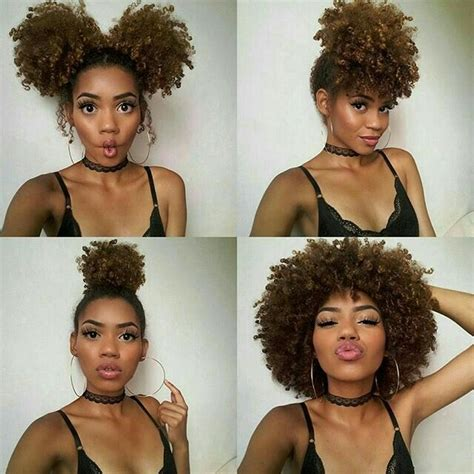 models wore their hair down in all natural style with neutral makeup the 25 best blonde afro ideas on pinterest blonde