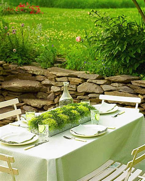 Martha Stewart Kitchen Ideas by Outdoor Party Ideas Martha Stewart