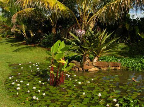 Grounds Of National Tropical Botanical Gardens National Tropical Botanical Gardens