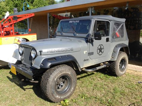Classic Jeep Wrangler Jeep Wrangler Vintage Cars Bikes In Steinfort Am 02082015