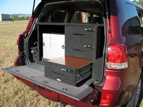 4wd Drawer Systems Diy by Offroad Systems 4wd Drawers Drawer Top Table