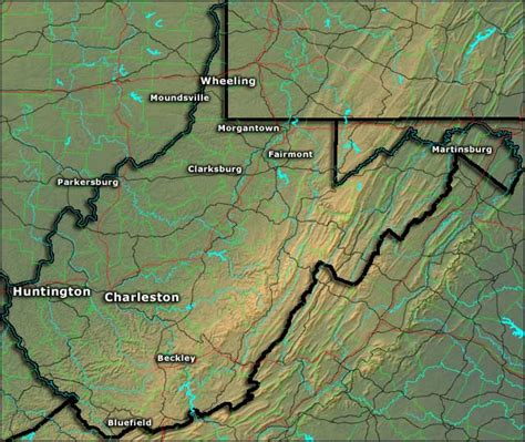 west virginia the mountain state west virginia