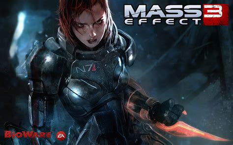 female shepard  mass effect  wallpapers hd wallpapers