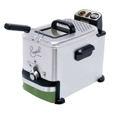 emeril advanced fryer by t fal fr7015001 the