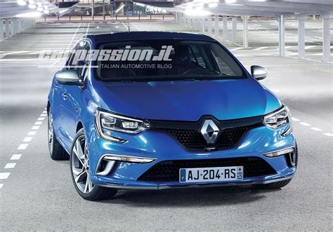 new renault megane 2016 all new 2016 renault megane revealed in official photos