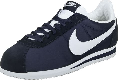 nike classic cortez sneaker nike classic cortez shoes blue