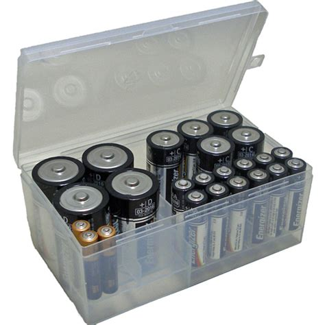 battery storage containers plastic plastic battery storage container organization store
