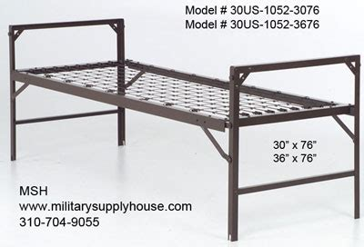 Army Surplus Bunk Beds Surplus Bunk Beds Steel Bunk Bed Set Complete Gt Cing Survival Accessories Gt Cing Gt Gi