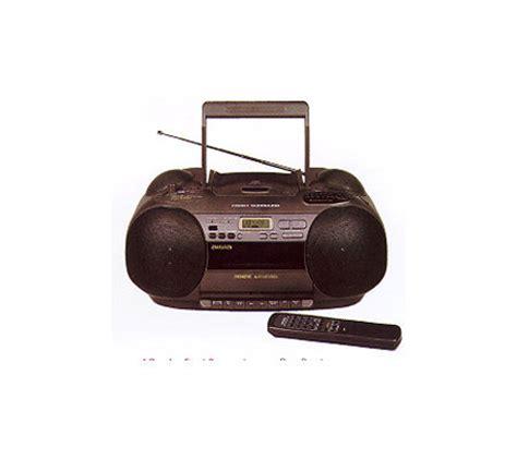 aiwa radio cassette recorder aiwa csd es60 cd radio cassette recorder frontsurround