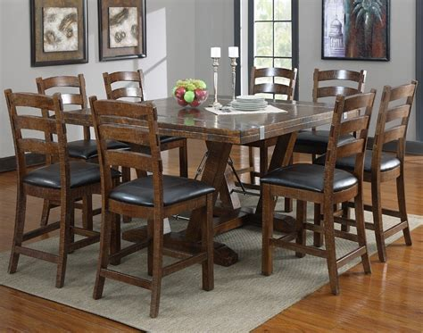 beautiful dining room table seats 8 photos rugoingmyway us rugoingmyway us Square Kitchen Table Seats 8