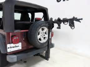 2013 jeep wrangler thule hitching post pro folding