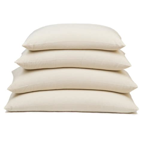 How To Clean A Buckwheat Pillow by Comfysleep Buckwheat Hull Pillow Made In The Usa