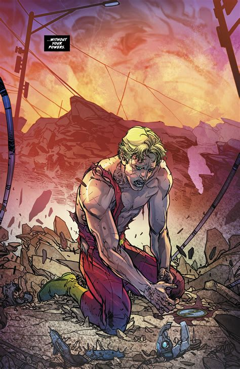 Dc Justre War The Flash dc comics universe the flash 40 spoilers not the flash war you expected as central city gets